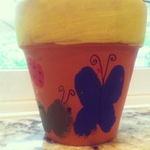 """""""Hand-made"""" butterflies, caterpillars and butterflies, oh my!"""