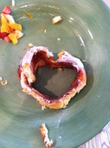 cinnamon sign of love