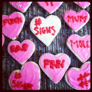 #signs of love