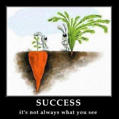 Success new vision