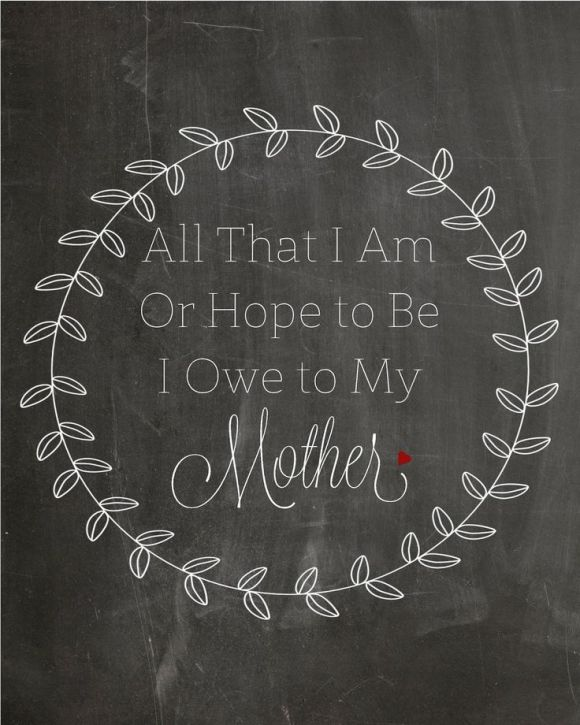 A Mother's Love Letter to Herself