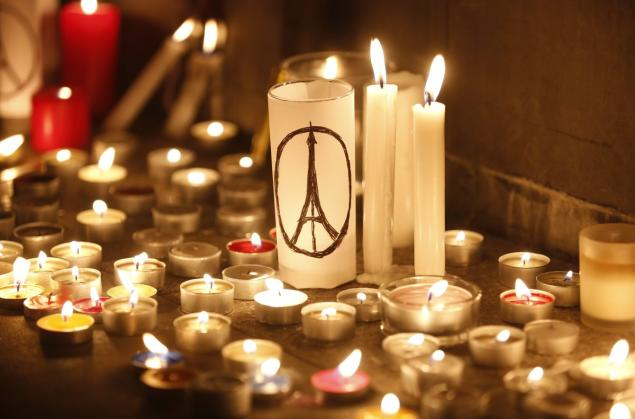 Peace for Paris and beyond